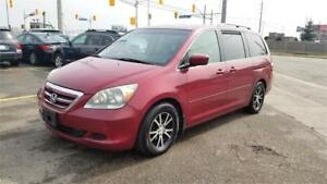 2005 Honda Odyssey EX - DVD, Power Doors, Alloys, Tinted Windows