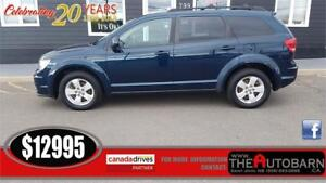 2015 DODGE JOURNEY SE+ - 7 PASSENGER, CRUISE, REAR AIR