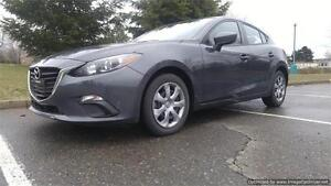 2014 Mazda 3 {One Owner} Factory Warranty!!