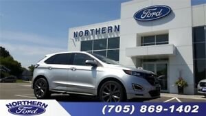 2016 Ford Edge Sport AWD DEMO!