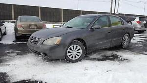 Nissan Altima 2,5S 2004 Automatique 4 cylindres 1500$