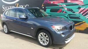 2012 BMW X1 28i xDrive *Navi *Pano Roof *New Tires *Heated Seats