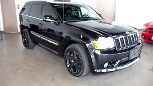2010 JEEP GRAND CHEROKEE SRT8 Only $277 bi weekly !! WOW