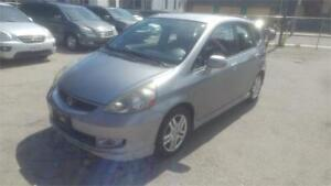 2008 Honda Fit Sport super clean FOR ONLY $5,995