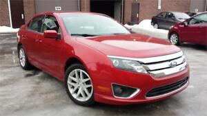 2011 FORD FUSION SEL CUIR - TOIT OUVRANT - MAGS - GROUPE ÉLECT