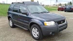 ***ONLY 129KM** FORD ESCAPE 4X4 ** FULLY INSPECTED **