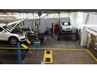 Established Car Garage MOT Business For Sale - Excellent Area - Huge Turn Over Profit - Cheap Rent