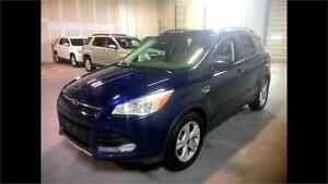2014 FORD ESCAPE SE 2L 4CYL VERY CLEAN EASY CAR FINANCING