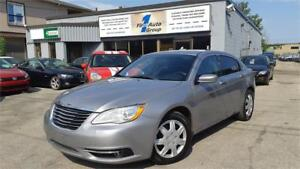 2014 Chrysler 200 Touring Bluetooth, h/seats