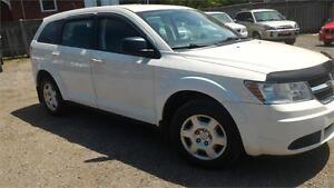 2009 Dodge Journey SUV-2.4L-gas saver-extra set of winter tires