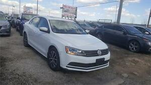 2015 Volkswagen Jetta Comfortline|SUNROOF|ALLOYS|BLUETOOTH|