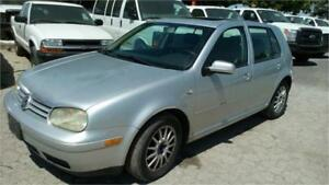 2004 Volkswagen Golf TDI - DIESEL! RUNS GREAT - Good on Fuel!