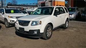 2009 Mazda Tribute GX I4-AWD-Alloy Wheels-Certified