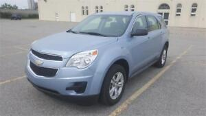 2015 Chevrolet Equinox low Kms 5 Passenger Suv