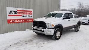 2011 Ram 2500 Power Wagon -- GARANTIE 1 AN/ 15 000 KMS --