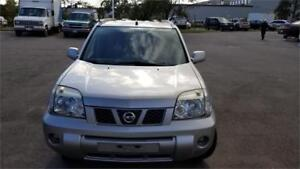 2006 NISSAN XTRAIL..OLD OWNER..EXCELLENT CONDITION