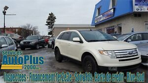 2008 Ford Edge Limited FULL - MOONROOF - AWD