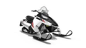 2017 POLARIS 550 INDY  AT A GREAT PRICE  8199.00