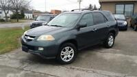 2005 Acura MDX w/Tech Pkg Oakville / Halton Region Toronto (GTA) Preview
