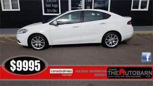 2013 DODGE DART SXT AUTOMATIC - FULLY LOADED, CRUISE, BLUETOOTH