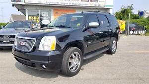 """2009 GMC Yukon SLT 4X4 - Leather, 20"""" Wheels, Canadian Vehicle"""