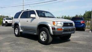 Toyota 4Runner 1998 **Cuir / Toit ouvrant / 4X4**