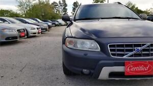 2005 Volvo XC70 AWD Cross Country Accident Free Fully Certified.