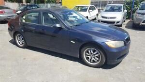 bmw 323i 2007, automatique, tel 4389935633