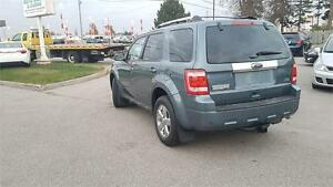 2011 Ford Escape Limited LEATHER/ SUNROOF Cambridge Kitchener Area image 6