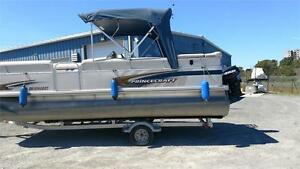 2007 Princecraft Vantage 20 pontoon
