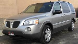 2008 PONTIAC MONTANA SV6 EXTENDED,TV & DVD, IMMACULATE CONDITION