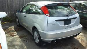 2007 Ford Focus S runs and drives as.is deal hatchback