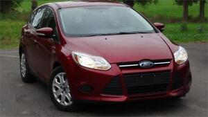2014 Ford Focus SE WITH SAFETY CERTIFICATE