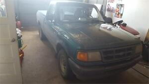1994 RANGER 2WD SAFETIED NO RUST