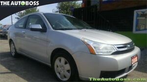 2008 Ford Focus SE Coupe CERTIFIED! ACCIDENT FREE! WARRANTY!