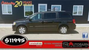 2013 DODGE GRAND CARAVAN SXT - Cruise, Stow N' Go, 121680KM