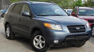 2008 Hyundai Santa Fe GL 5-Pass with safety certificate