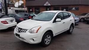 2012 Nissan Rogue S only 78,920km IN MINT CONDITION