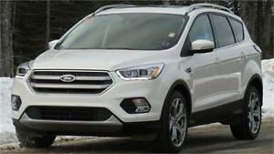 2017 Ford Escape Titanium ( Leather, Navigation, Moonroof)