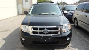 2008 Ford Escape Limited with safety certificate