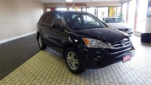 2011 Honda CR-V EX-L/SUNROOF/AUTO/ALLOY/LEATHER/IMMACULATE$12900