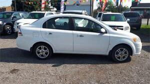 2009 Chevrolet Aveo LT-SunRoof-Alloy-Sporty Car... Certified