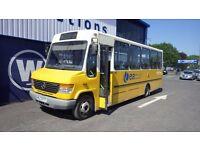 2004 Mercedes Vario 814d 33 Seat Bus