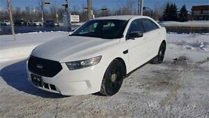 2014 Ford Taurus Police Pack Interceptor AWD 4x4