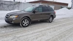 2009 SUBARU OUTBACK FULL LOADED CERTIFIED QC OR ONTARIO