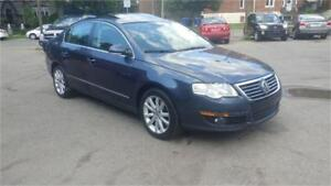 2006 Volkswagen Passat Sedan 3,6 L V6 4MOTION