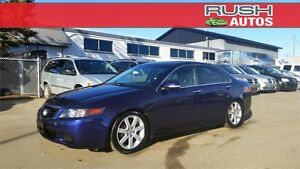 2004 Acura TSX FWD **LEATHER, MOONROOF**