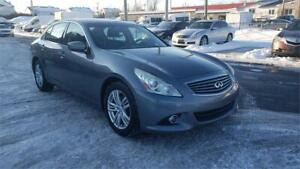 2011 Infiniti G37X AWD Sport Package