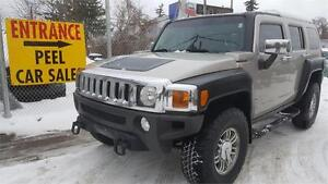 2007 HUMMER H3 SUV*SUNROOF*3 YRS WARRANTY INCLUDED**