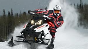 Snowmobile season is here, book your machine in at Coopers!
